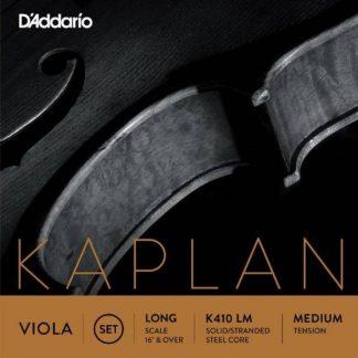 Струны D-ADDARIO K410