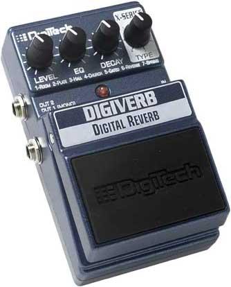 Гитарный эффект Digitech XDV