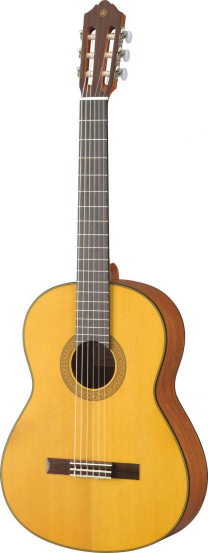 Классическая гитара под левую руку YAMAHA CG122MS