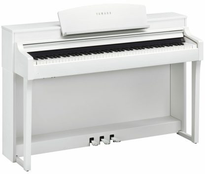 Цифровое пианино YAMAHA CSP-150WH 2