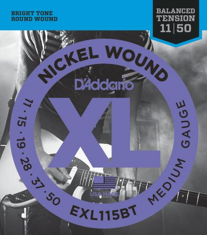 Струны D`ADDARIO EXL115BT