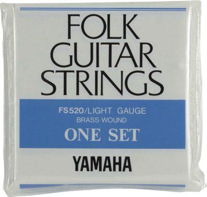 Струны YAMAHA FS520