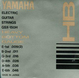 Струны YAMAHA GSX150H