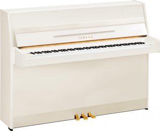 Пианино YAMAHA JU109 PE LZ.WB Белый цвет