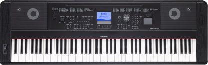 Цифровое пианино Yamaha DGX-660B 2