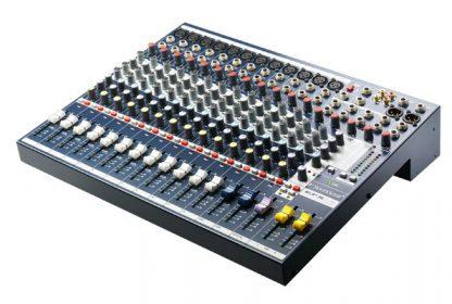 SOUNDCRAFT EFX12 2