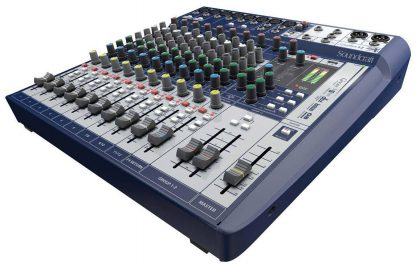 SOUNDCRAFT SIGNATURE 12 2