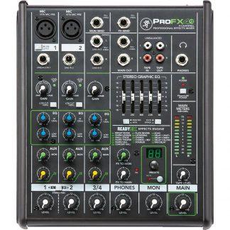 MACKIE ProFX4v2